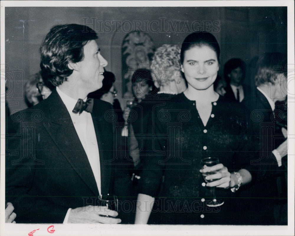 1982 Mariel Hemingway Designer Perry Ellis Press Photo - Historic Images