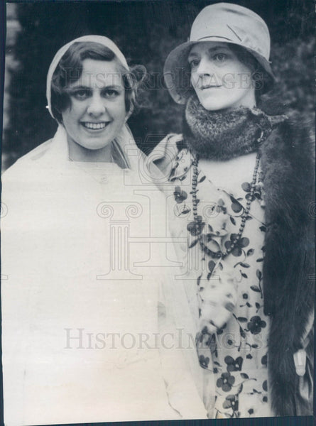 1929 Actors Ethel Barrymore Colt/Ethel Barrymore Photo - Historic Images
