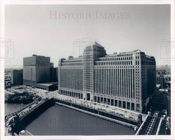 Undated Chicago Illinois Merchandise Mart Press Photo - Historic Images