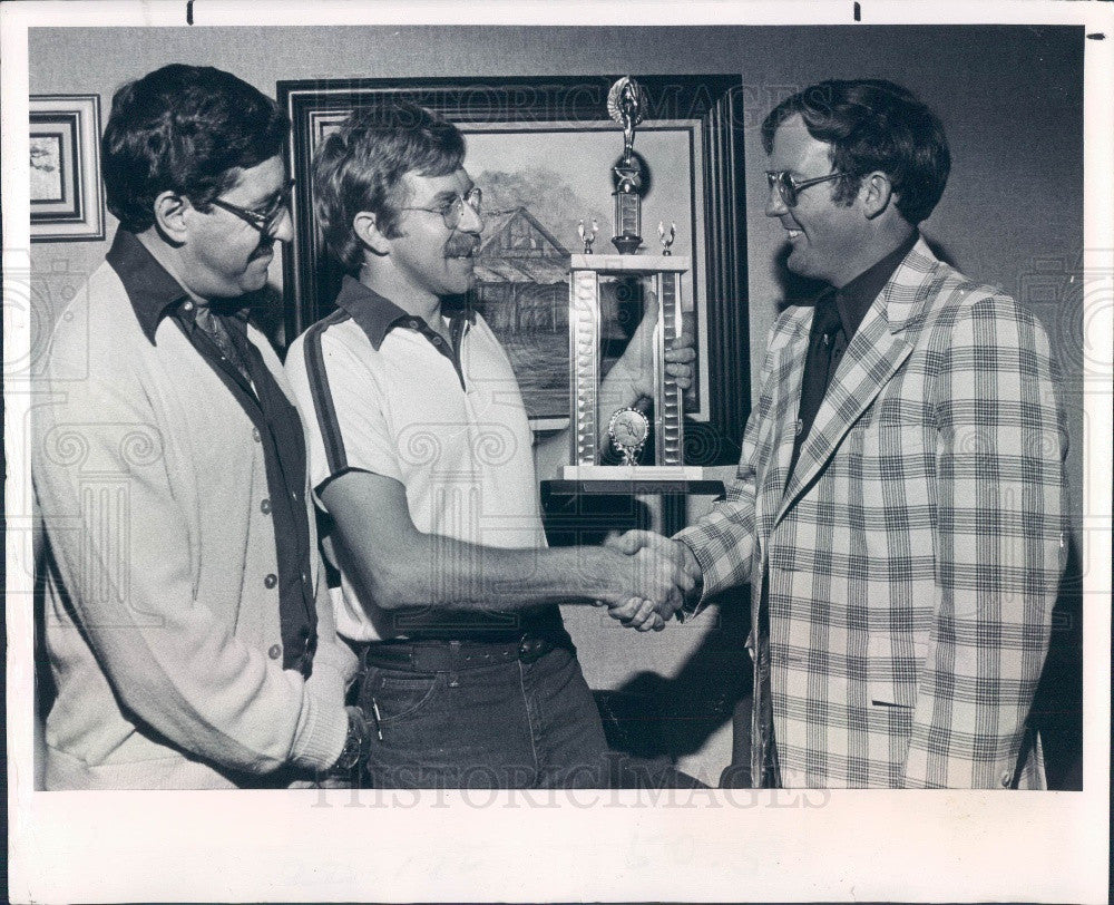 1979 Pasco County Florida Pasco/Hernando Community College Winner Press Photo - Historic Images