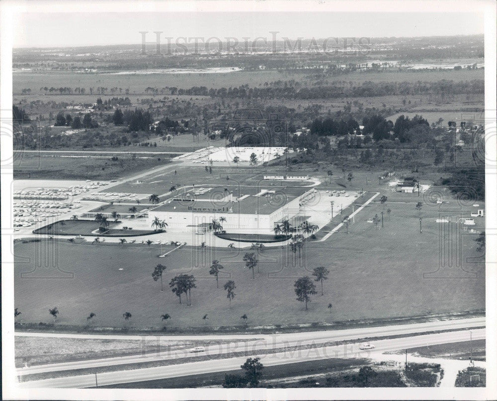 1979 Honeywell Plant Aerial Press Photo - Historic Images