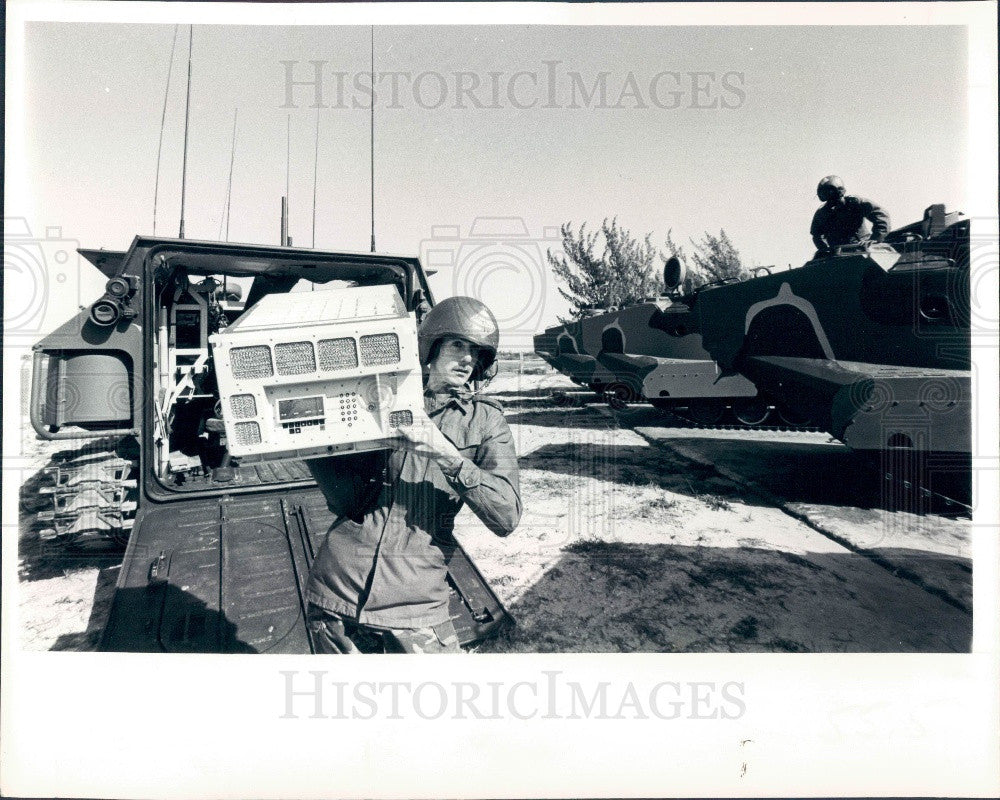 1977 Honeywell RL-6 Communications Control Minicomputer Press Photo - Historic Images