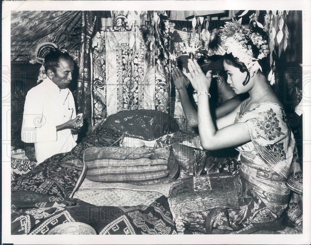 1994 Hindu Religion Press Photo - Historic Images