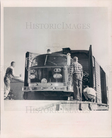 1967 cedar hammock fl volunteer fire dept new fire engine press photo   historic images products tagged  to be categorized  page 246  historic images  rh   outlet historicimages