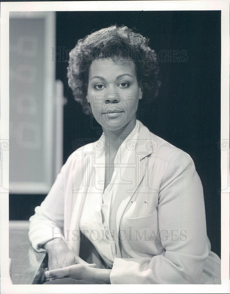 Undated Chicago, Illinois Actress Gloria Bond Press Photo - Historic Images