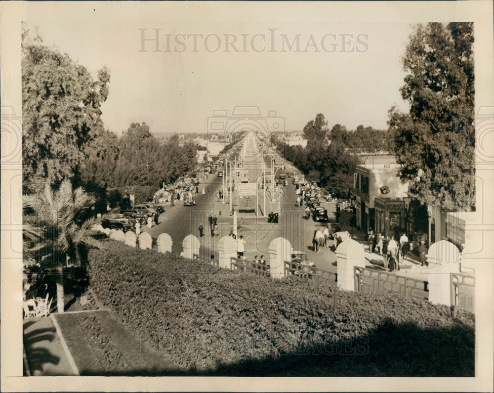Undated Cairo, Egypt Press Photo - Historic Images