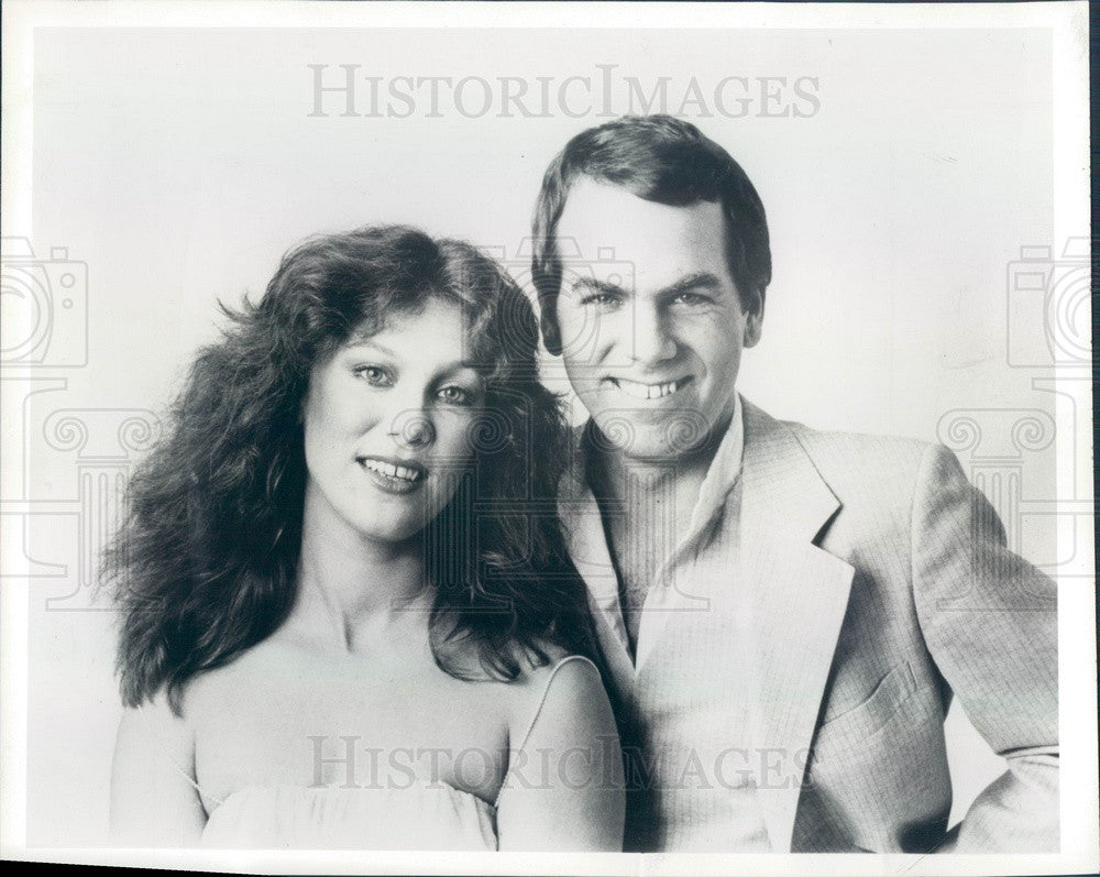 1984 Entertainers Monteith & Rand Press Photo - Historic Images