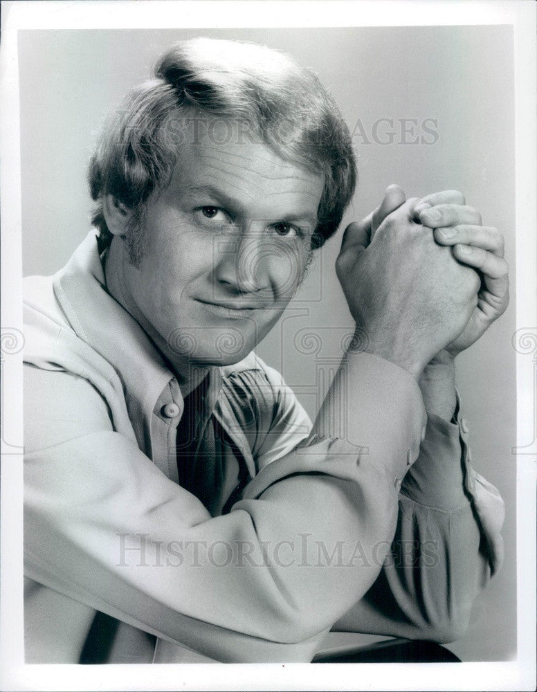 1972 Actor Taylor Lacher Press Photo - Historic Images