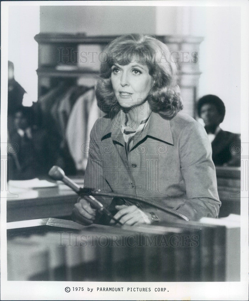 1978 Hollywood American Actress/Comedian Anne Merara Press Photo - Historic Images