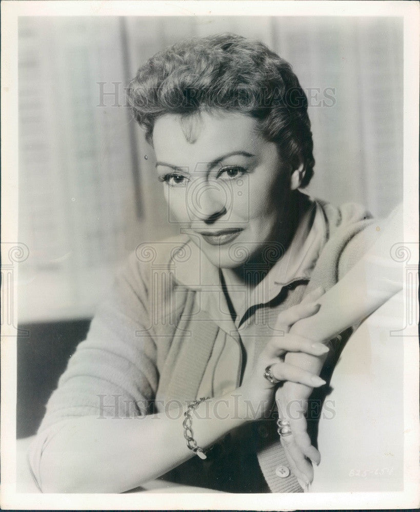 1959 Actress Nancy Kelly Press Photo - Historic Images