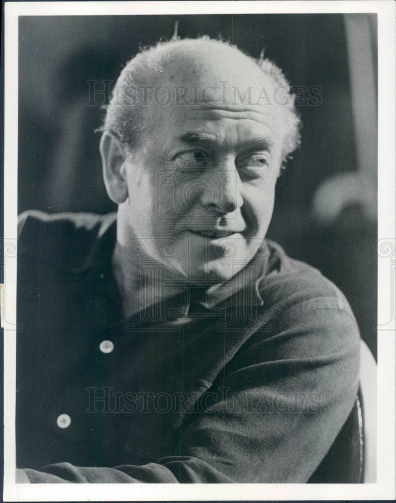 1959 Philadelphia Orchestra Conductor Eugene Ormandy Press Photo - Historic Images