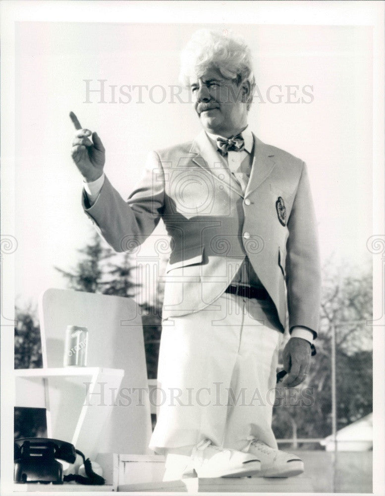 1990 American Hollywood Comedian/Actor Tim Conway Press Photo - Historic Images