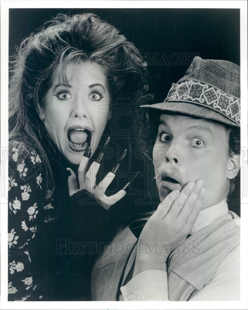 1995 Missoula Children's Theater Actors Press Photo - Historic Images
