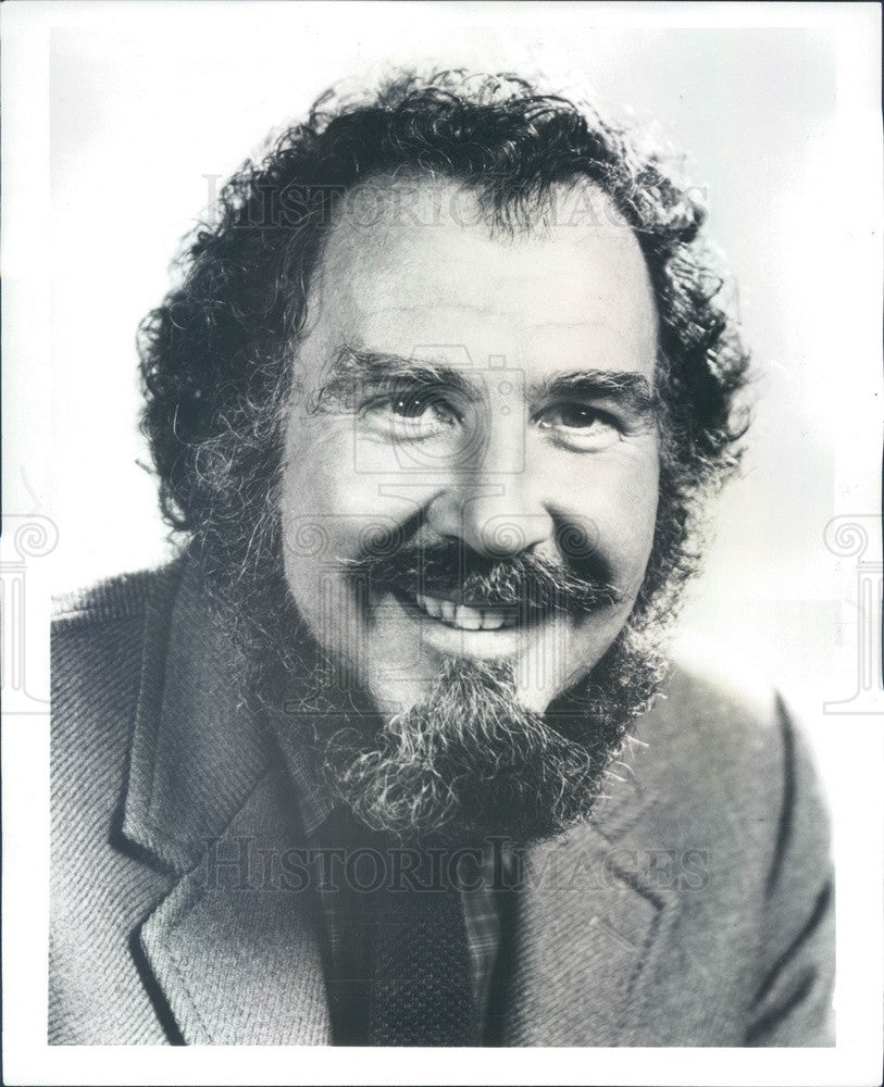 1979 Psychologist & Author Mel Roman Press Photo - Historic Images