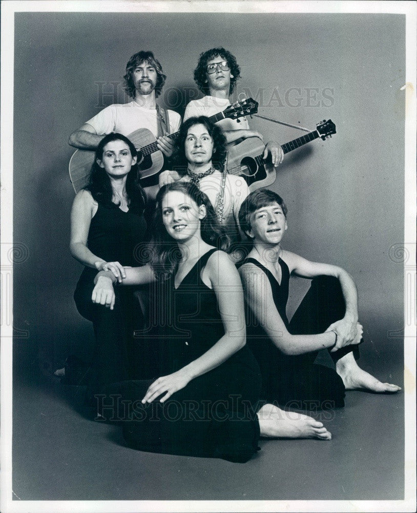 1979 Entertainment Group Other Things & Co. Press Photo - Historic Images