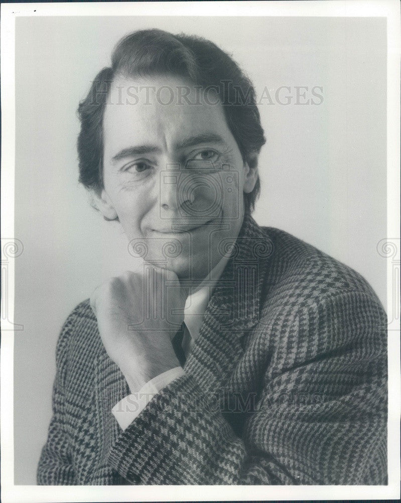 1980 Sculptor Roger Brown Press Photo - Historic Images