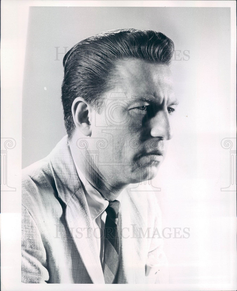 1962 Entertainer Neil Bridge Press Photo - Historic Images