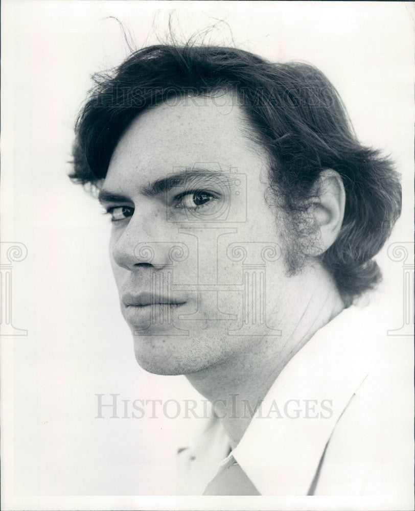 1977 Musician Pete McCabe Press Photo - Historic Images