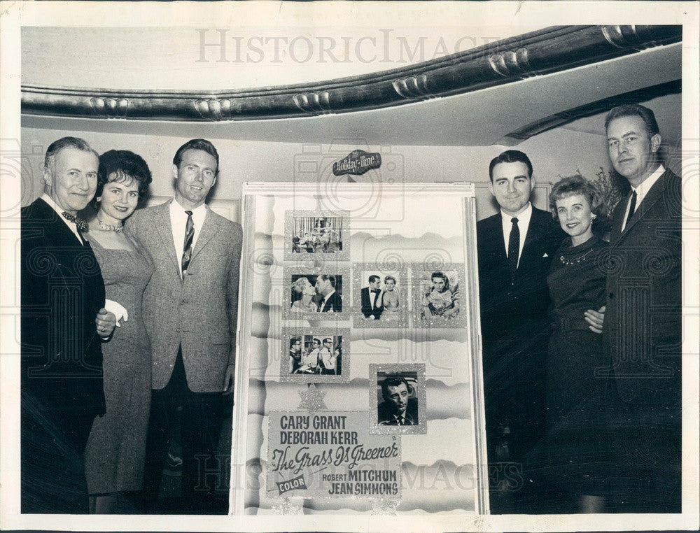 1969 Denver, Colorado Civic Theater Director Alexander Ivo Press Photo - Historic Images