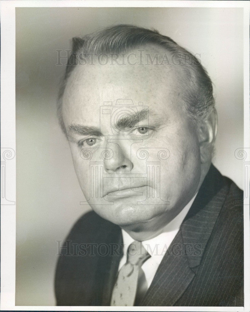 Undated Comedian Jack Collins Press Photo - Historic Images