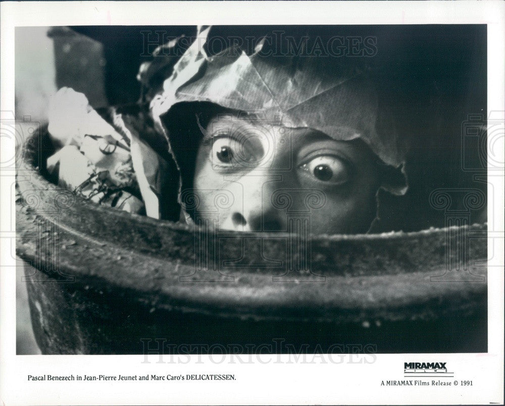 1992 Actor Pascal Benezech in Delicatessen Press Photo - Historic Images