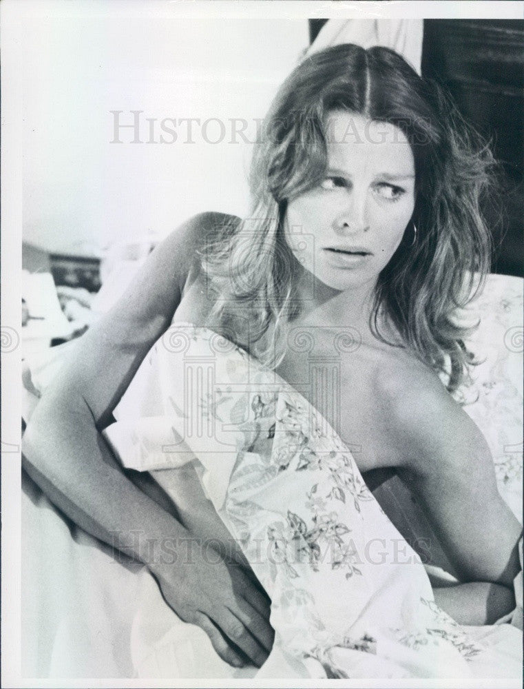 1977 British Actress Julie Christie in Demon Seed Press Photo - Historic Images