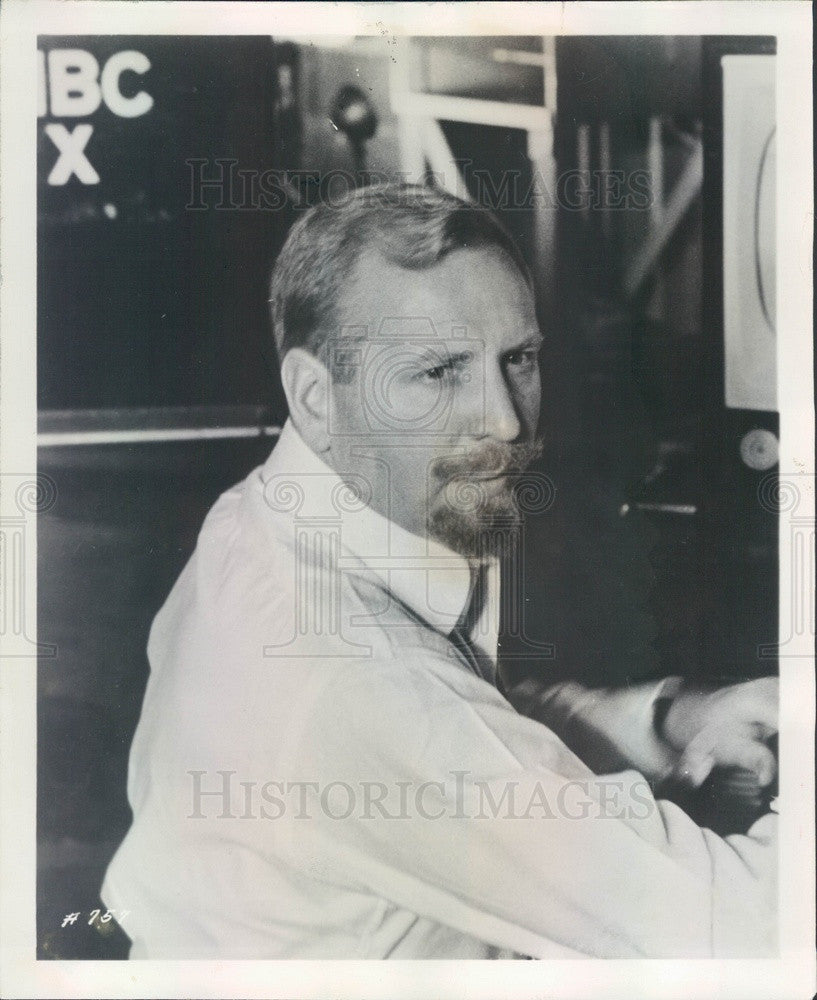 1958 Pianist/Conductor/Composer Skitch Henderson Press Photo - Historic Images