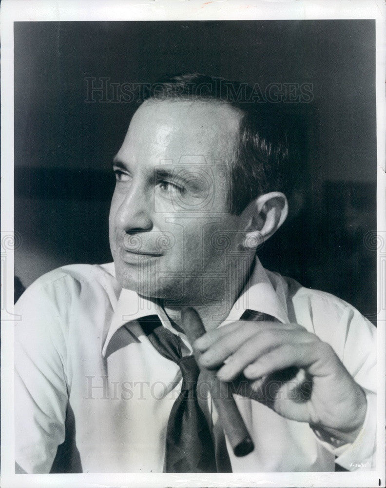 1977 American Hollywood Actor Ben Gazzara Press Photo - Historic Images