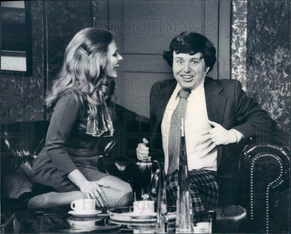 1978 TV Show Leave It To Beaver Actor Jerry Mathers & Ginger Burget Press Photo - Historic Images