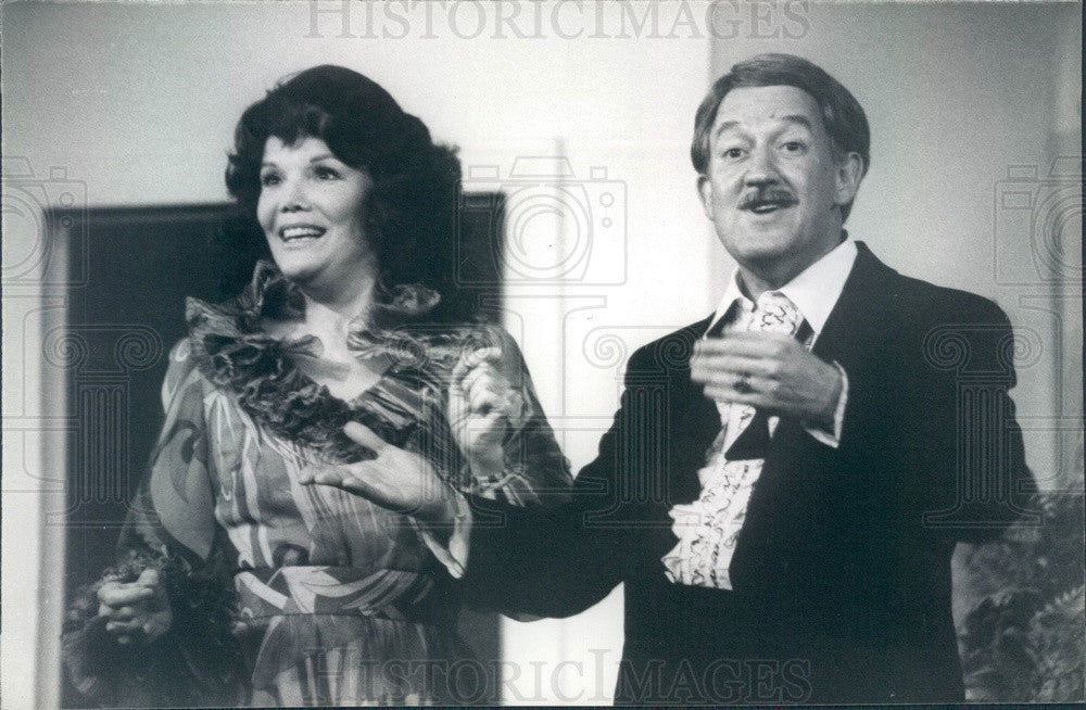 1982 Tony Winning Actress Nanette Fabray in The Oscar Ladies Press Photo - Historic Images