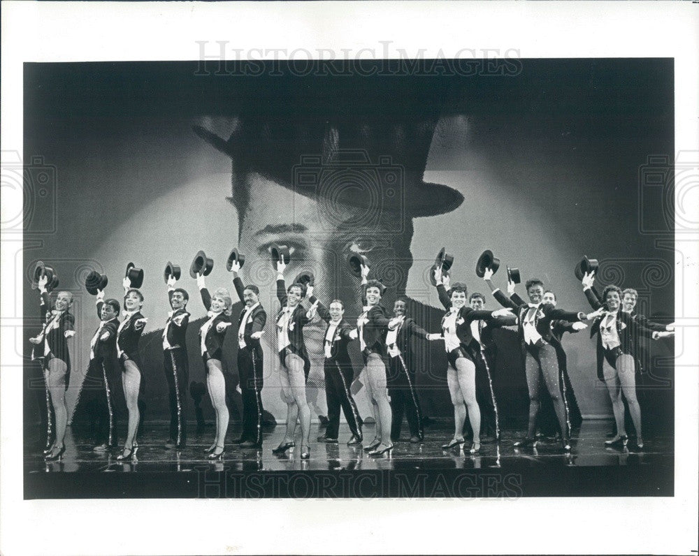 1985 Scene From Tony Winning Musical Sophisticated Ladies Press Photo - Historic Images