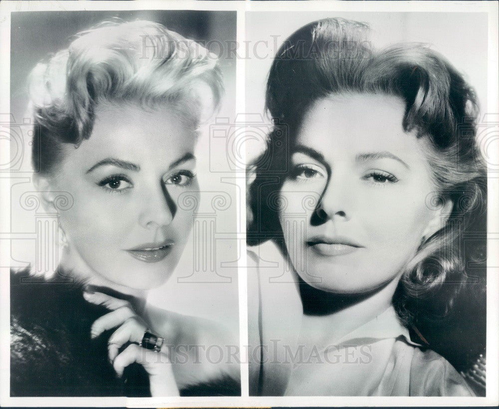 1960 Hollywood Actress Kasey Rogers Press Photo - Historic Images