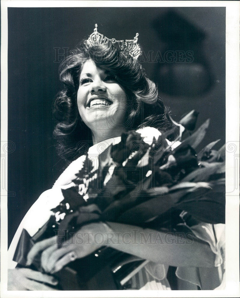 1979 Miss Largo, Florida 1979 Libby Lowe Press Photo - Historic Images