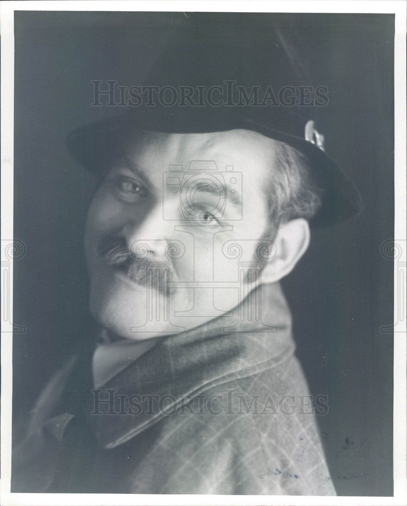1975 American Actor Michael Edwards Press Photo - Historic Images