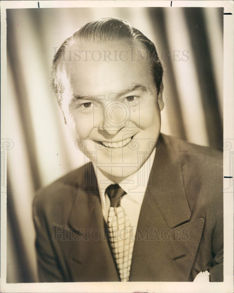 1950 TV Host Ralph Edwards TV Show This Is Your Life Press Photo - Historic Images