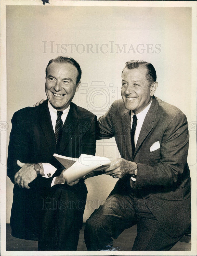 Undated TV Host Ralph Edwards TV Show This Is Your Life Press Photo - Historic Images