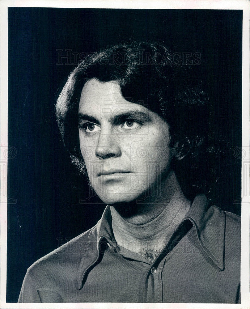 1971 Actor Patrick Egan Press Photo - Historic Images
