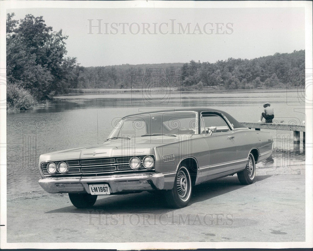 1967 Mercury Marquis 1967 Automobile Press Photo - Historic Images