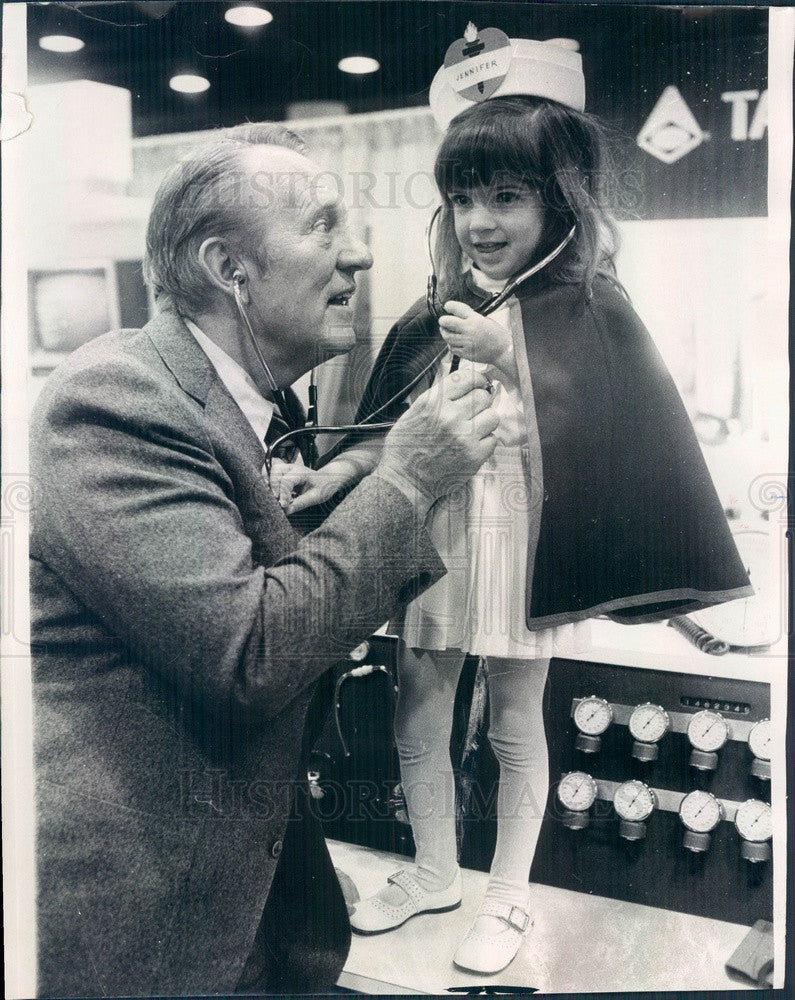 1971 American TV & Radio Personality Art Linkletter Press Photo - Historic Images