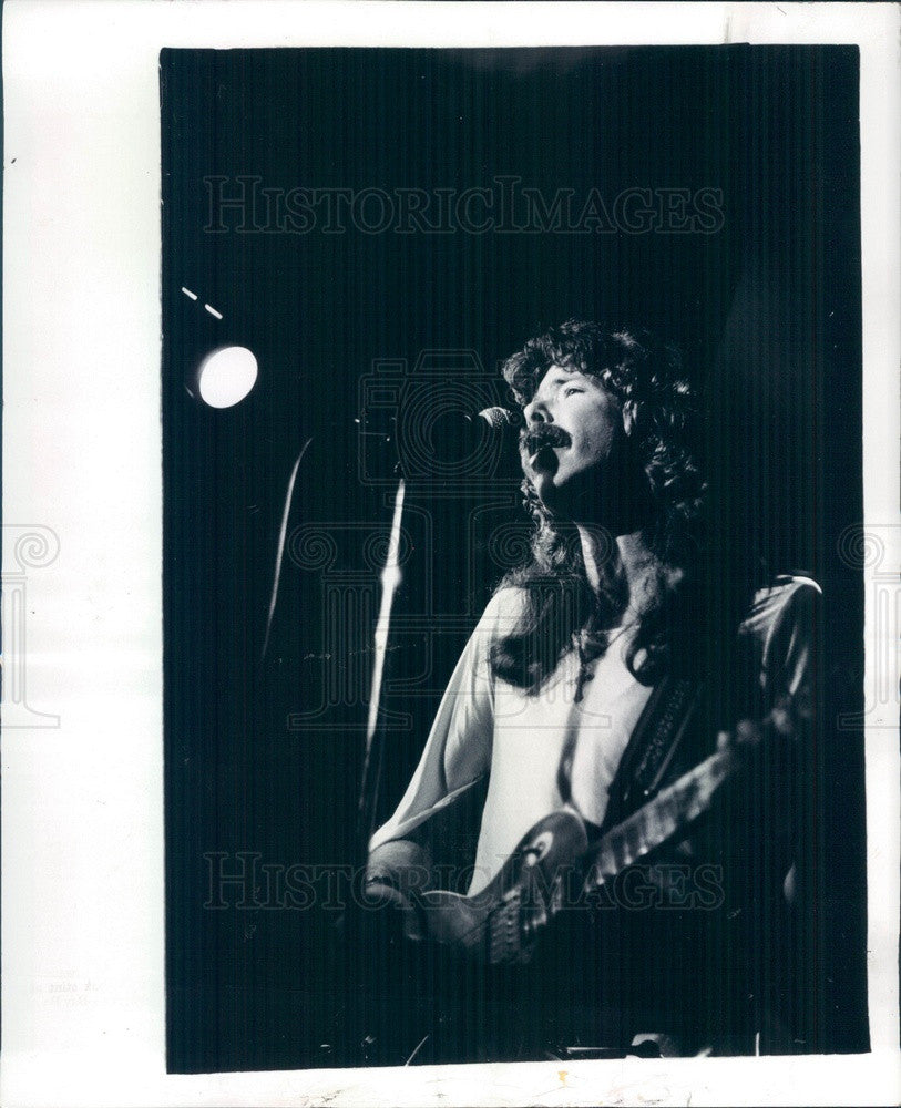 1978 Rock Band Hoochie Press Photo - Historic Images