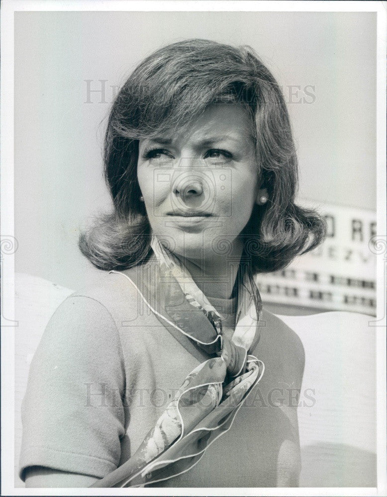 1968 American Hollywood Actress Merry Anders Press Photo