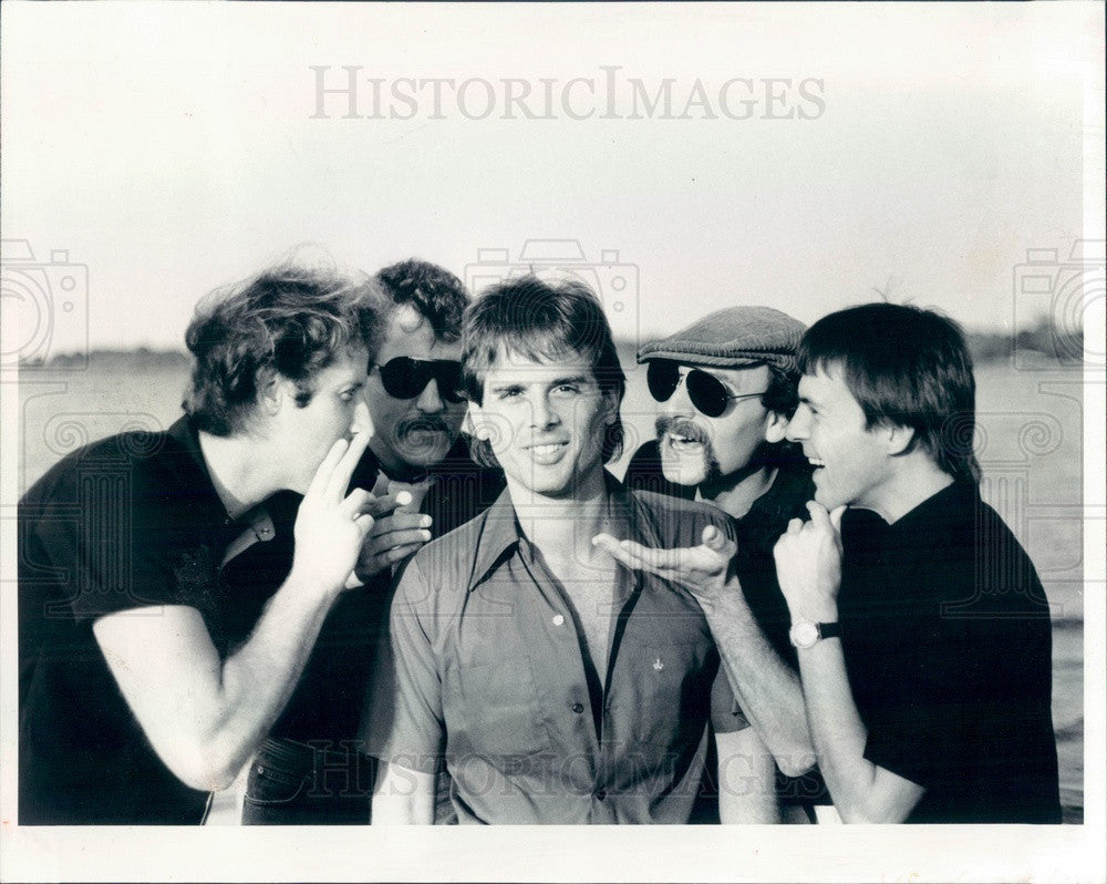 1984 Music Group Metro Press Photo - Historic Images