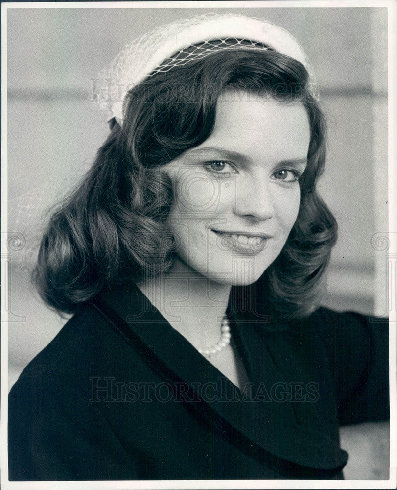 1985 Tony Winning Hollywood & Broadway Actress Blair Brown Press Photo - Historic Images