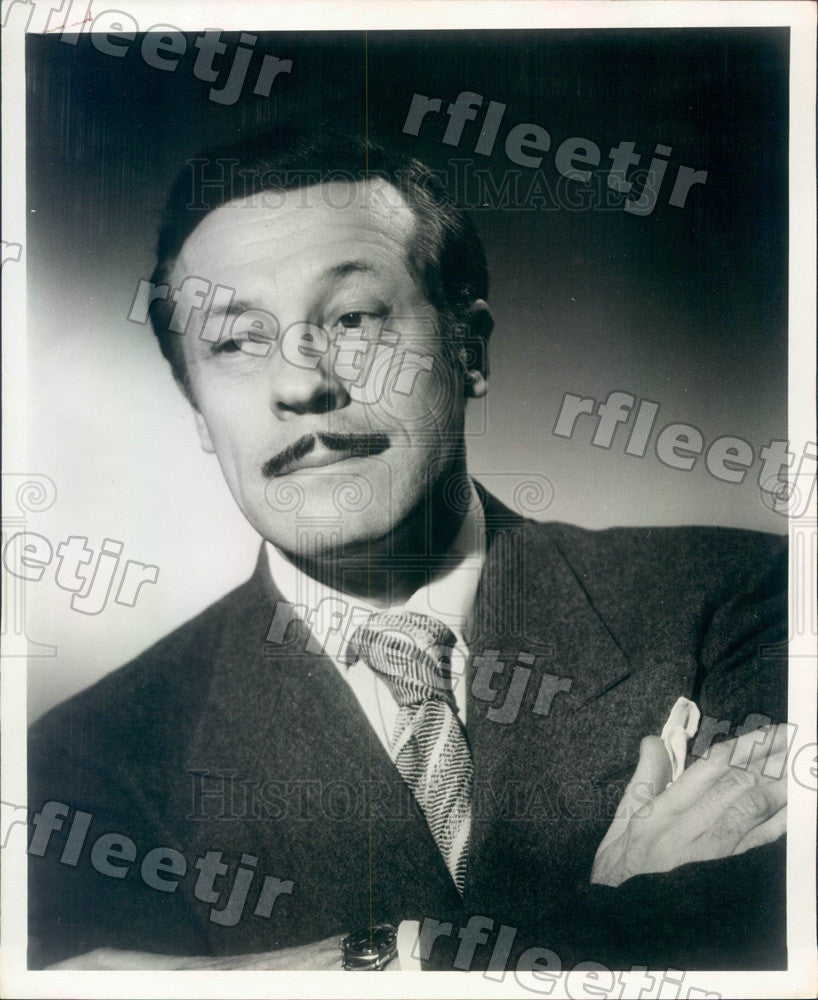 Undated Rod Sharton Press Photo adr555 - Historic Images