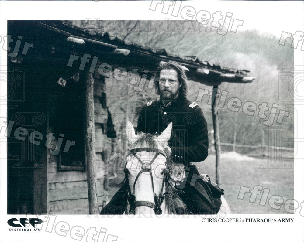 Undated Hollywood Actor Chris Cooper in Film Pharoah's Army Press Photo adu23 - Historic Images