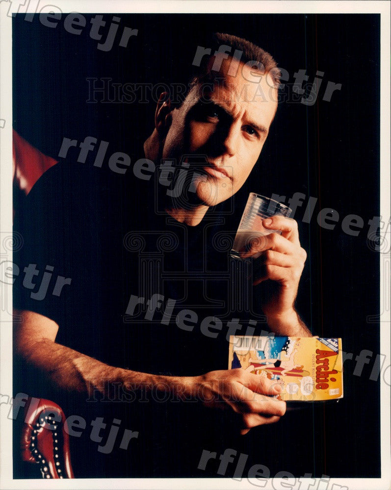 Undated Hollywood Actor Richard Burgi in Film The Sentinel Press Photo adu305 - Historic Images