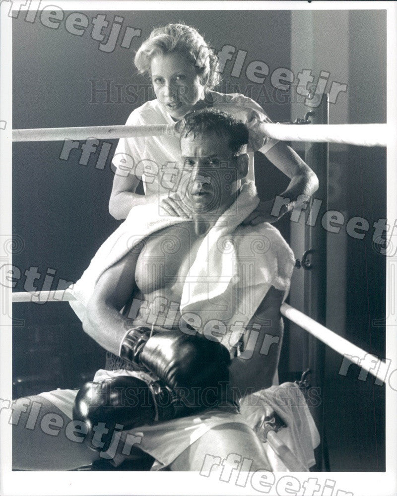 Undated Actors Julianne Phillips & John Wesley Shipp Press Photo adu499 - Historic Images