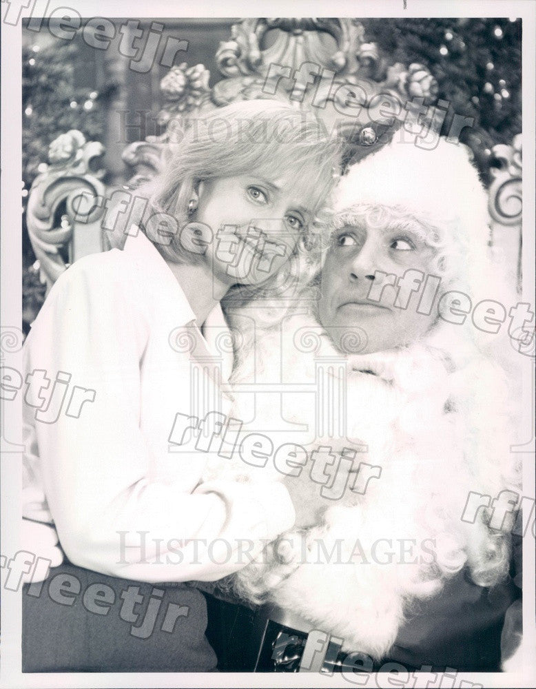 Undated Actors Robert Klein & Tony Winner Swoosie Kurtz Press Photo adu503 - Historic Images