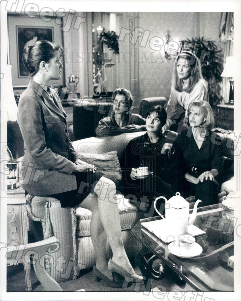 Undated Actors Julianne Phillips, Patricia Kalember, Swoosie Press Photo adu505 - Historic Images