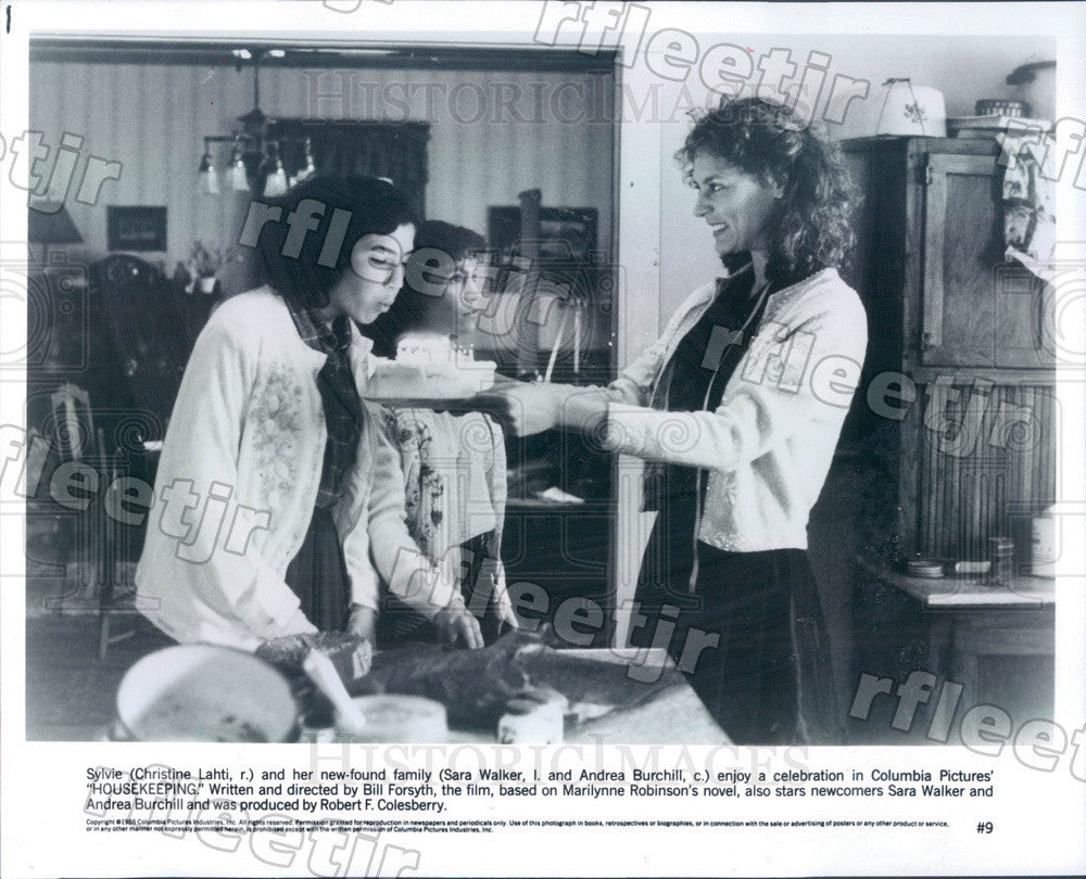 1986 Actresses Christine Lahti, Andrea Burchill, Sara Walker Press Photo adu589 - Historic Images